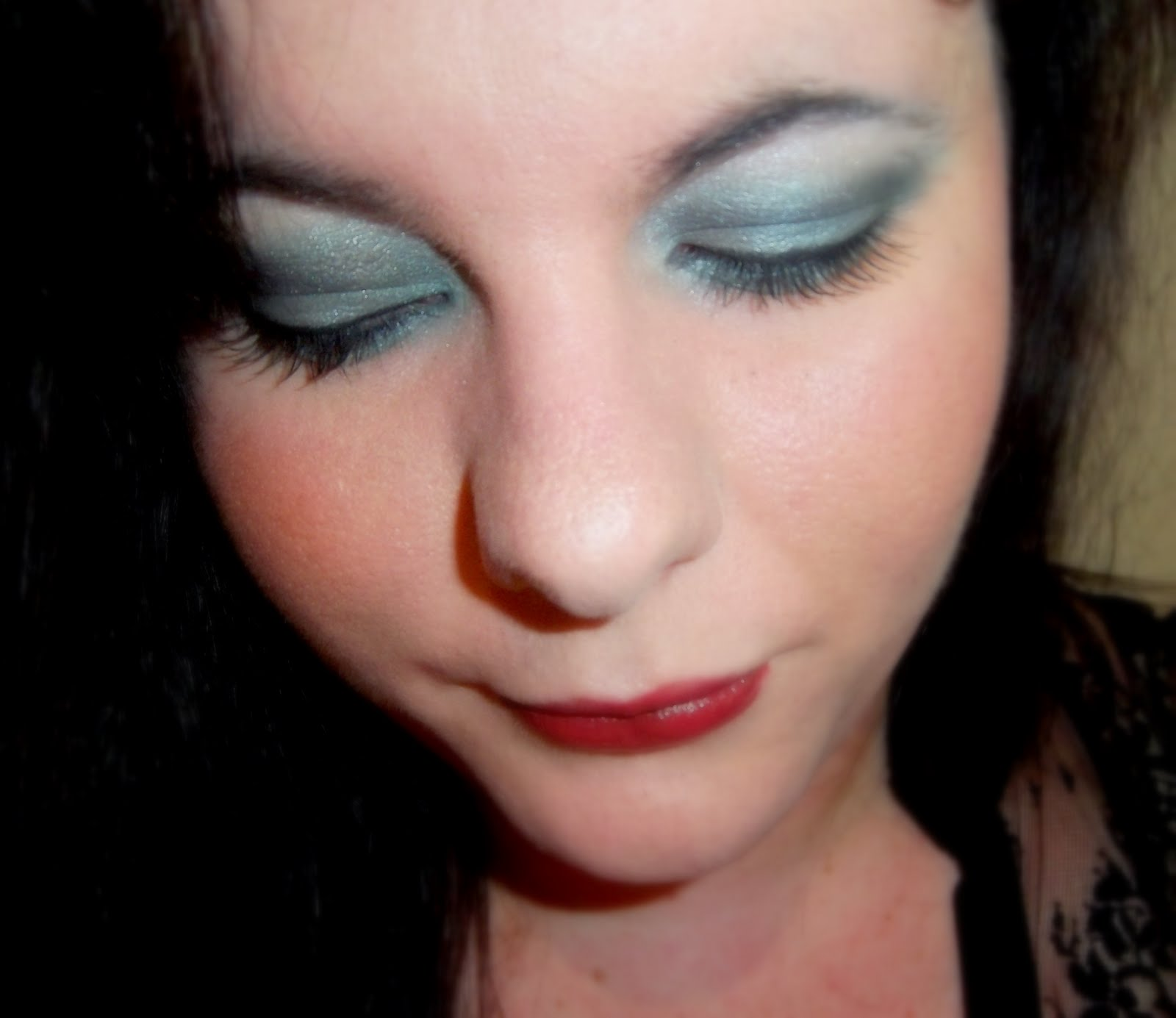 Evanescence Amy Lee - Lithium Makeup Tutorial