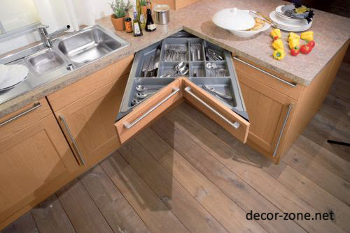 Modern kitchen furniture for small kitchen designs. Kitchen furniture for small kitchen