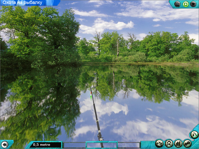 تحميل لعبة صيد الأسماك Fishing Simulator Office 2010 للكمبيوتر