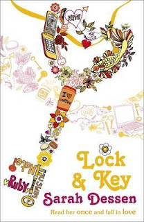 book cover of lock and key by sarah dessen