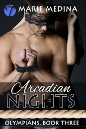 Arcadian Nights (Olympians 3)