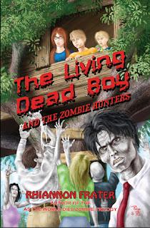 Rhiannon Frater's YA zombie novel: