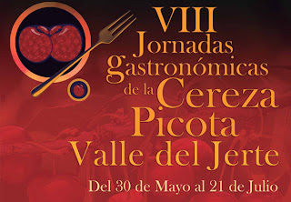 VIII Jornadas Gastronómicas de la Cereza Picota