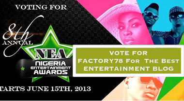 VOTING FOR NEA AWARDS STARTS JUNE 15TH, 2013. CLICK BELOW