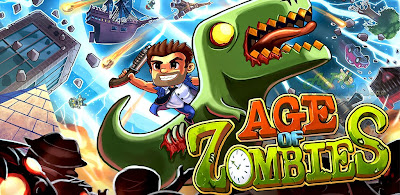Age of Zombies v1.2.5 APK FREE ANDROID