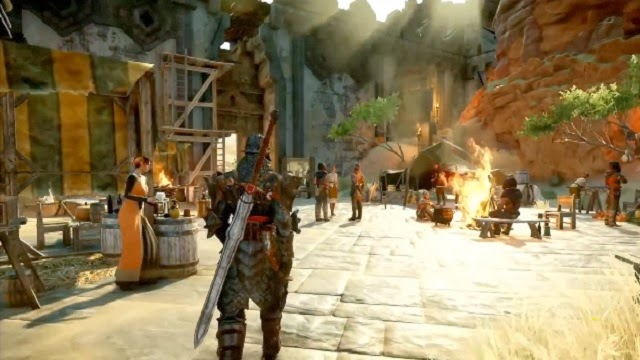 """Dragon Age: Inquisition"" Pre-Alpha"