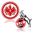 Eintracht Frankfurt - FC Köln
