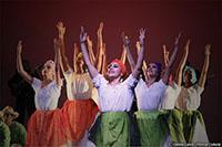 Iberoamérica, Danza