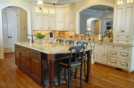 French Country Kitchen Style