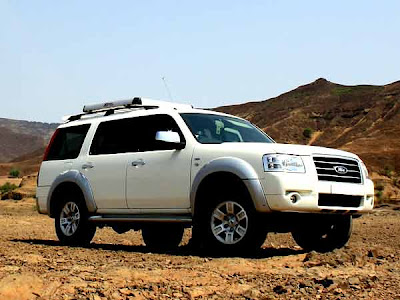All Products Information  2012 The New Ford Endeavour price in india