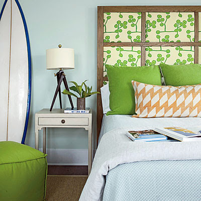 Coastal Living Showcase Home Bedroom