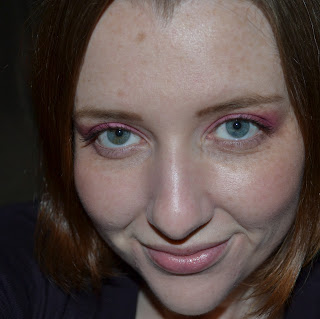 beyond the pale and freckled: April 2011