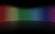 Imagens de Fundo: Imagem de FundoAbstrato em vária cores (abstrato bolas em varias cores imagens imagem de fundo wallpaper para pc computador tela gratis ambiente de trabalho)