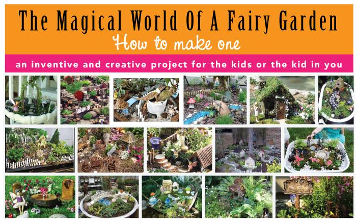 Gallery For Natural Fairy Garden Ideas