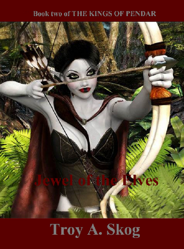 Jewel of the Elves on Kindle