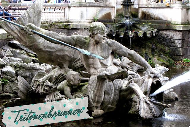 My lovely life - Düsseldorf Reisebericht TRITONENBRUNNEN