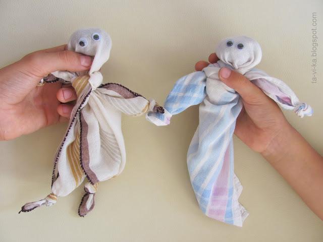 Кукла из платка своими руками мастер класс 86