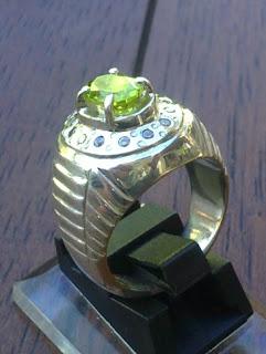 mineral olivine