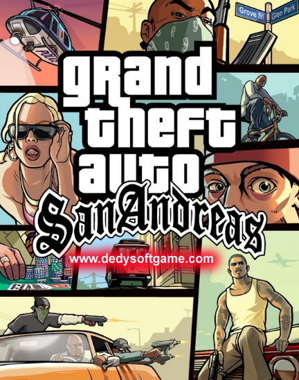 Free Download Pc Game Grand Theft Auto Gta San Andreas