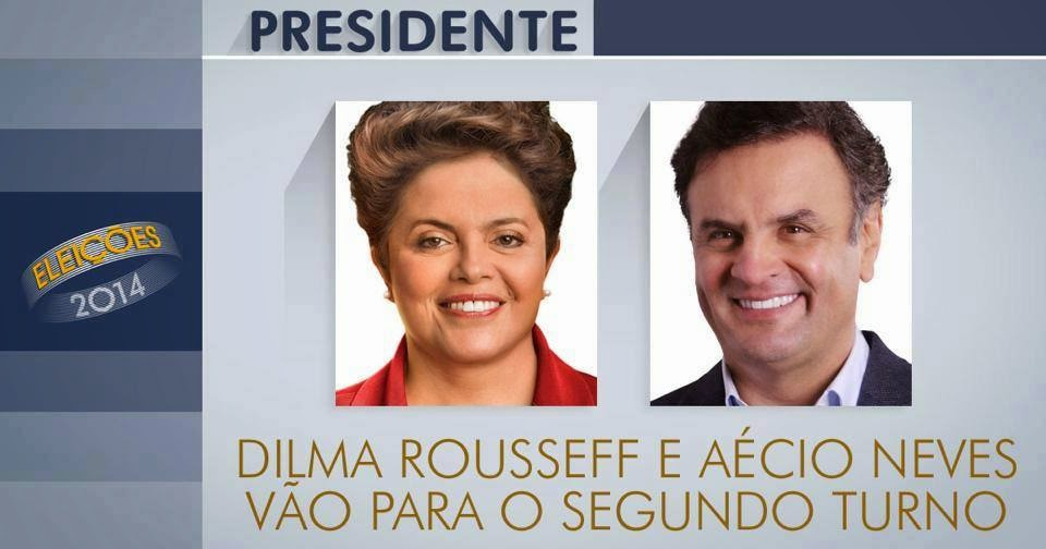 Aécio 45 ou Dilma 13.