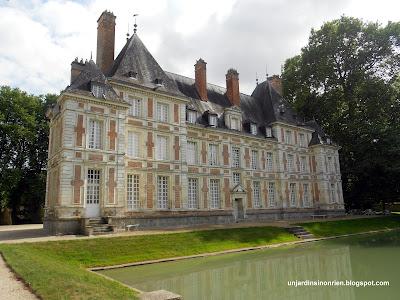 Design Château de Barberey St Sulpice