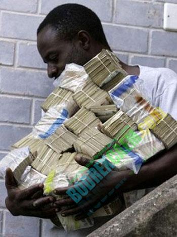 Yang Pernah Mengeluarkan Nominal Uang Tertinggi Di Dunia Blogjolemo