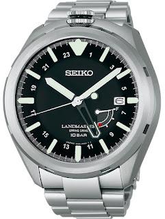 Montre Seiko Prospex Landmaster référence SBDB005