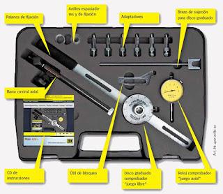 Precaución a tener en cuenta en el montaje y desmontaje del volante bimasa en Blogmecanicos