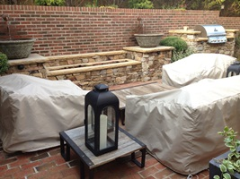Air Conditioner Covers Blog: High-End Outdoor Furniture Covers