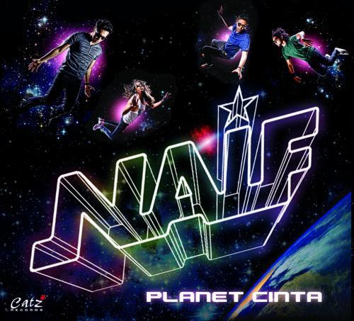 Chord Gitar - Naif Buta Hati