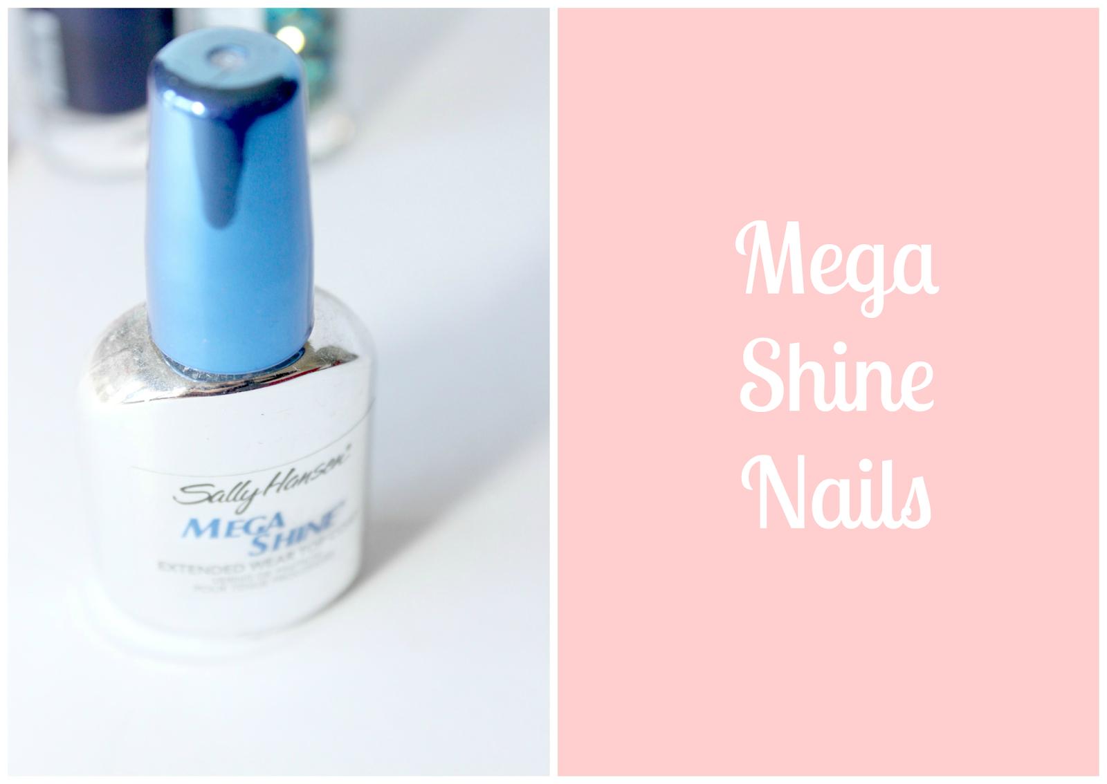mega shine nails