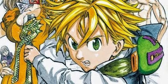 Seven Deadly Sins, One-Shot, Actu Manga, Manga, Nakayoshi Magazine, Nakaba Suzuki,