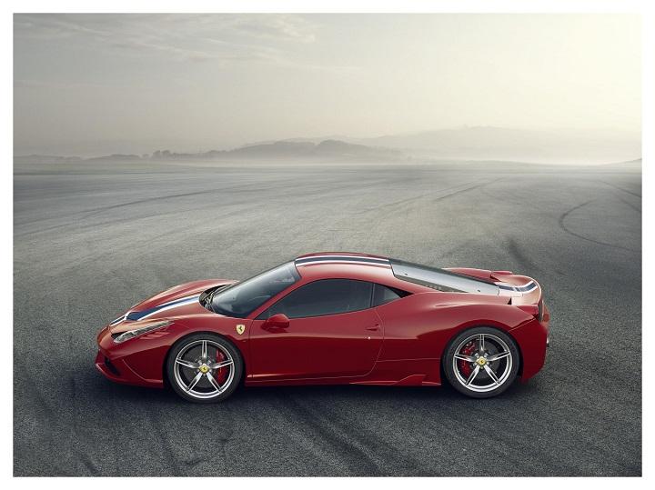 Video Ferrari F458 Speciale