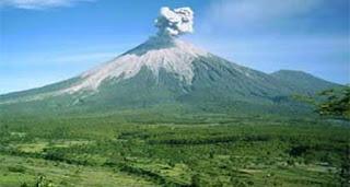 Mount Semeru Malang