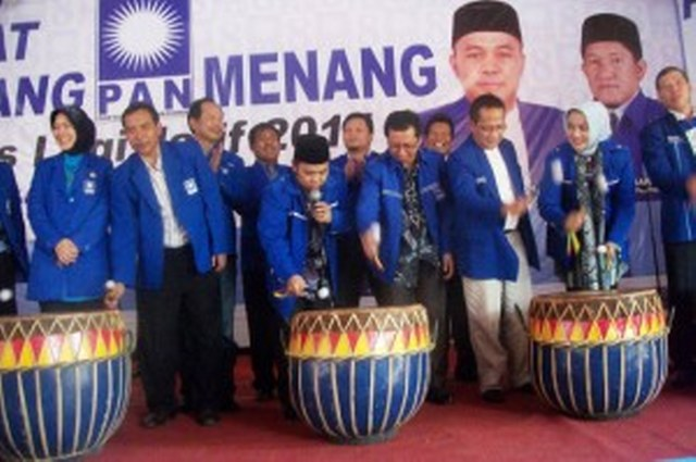Bersama Gubernur Bengkulu, Walikota Bengkulu, Semangat Menabuh DOL