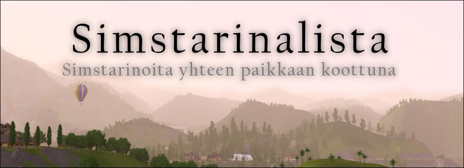 Simstarinalista