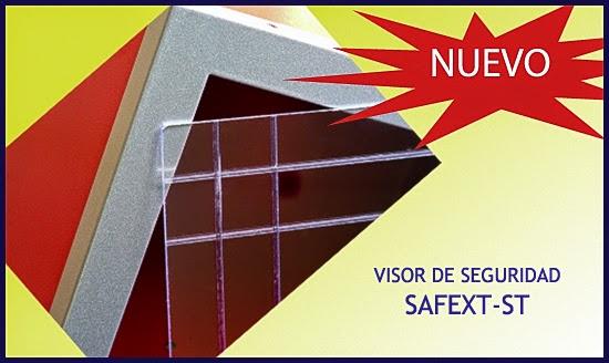 Visor de seguridad SAFEXT-ST