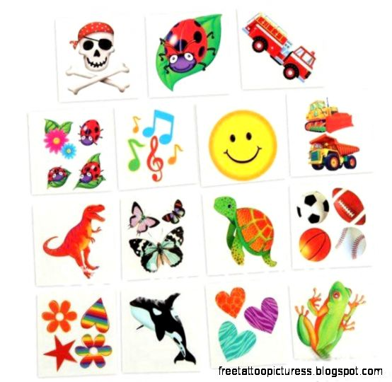 Online Buy Wholesale temporary tattoos for kids from China