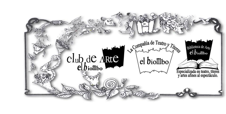 """CLUB DE ARTE """"EL BIOMBO"""" ...ES UN CLUB PERO DE ARTE"""