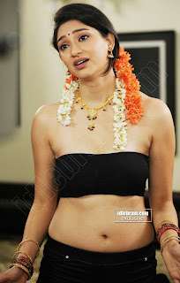 Tanvi Vyas in Spicy Black Jeans Top in her ltatest Telugu Movie Spicy Stills