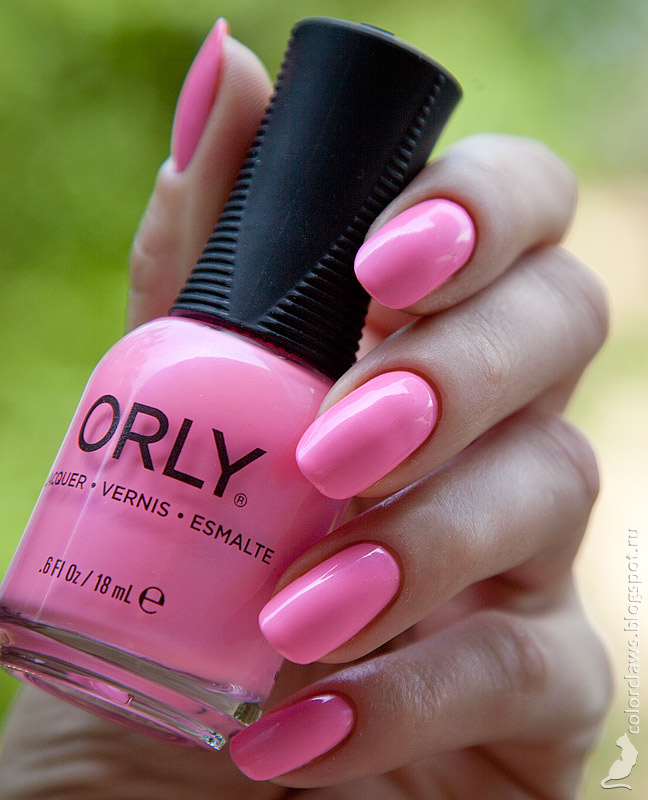 Orly Choreographed Chaos