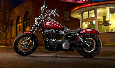 Motor Harley Davidson Terbaru 2013