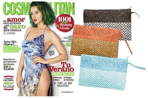 Revistas julio 2014: Cosmopolitan