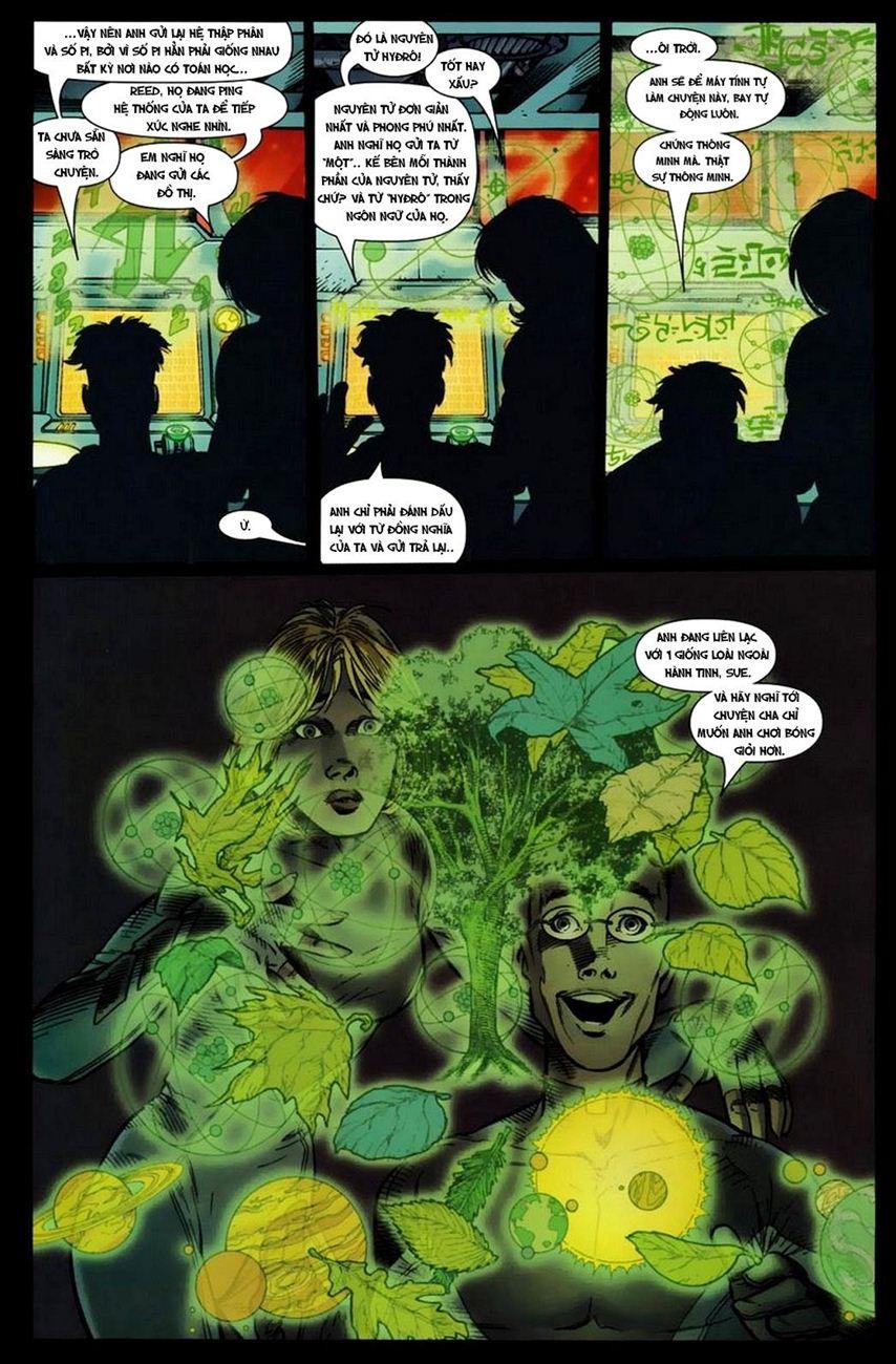Ultimate Fantastic Four chap 15 - Trang 19