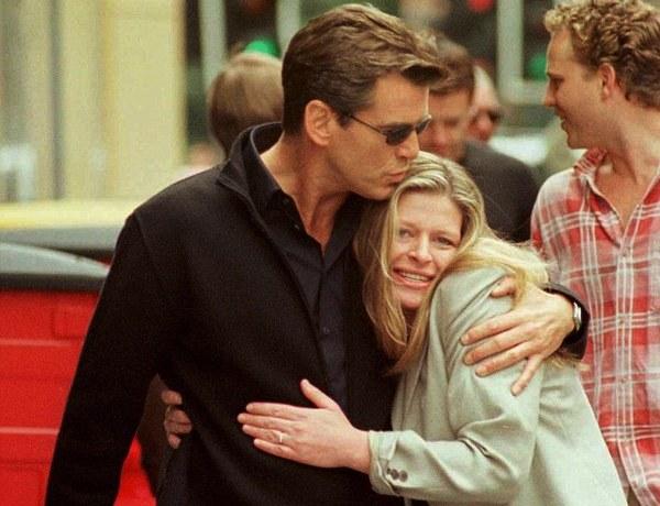 Pierce Brosnan s Daughter Charlotte Dies Of Ovarian CancerPierce Brosnan Daughter Dies