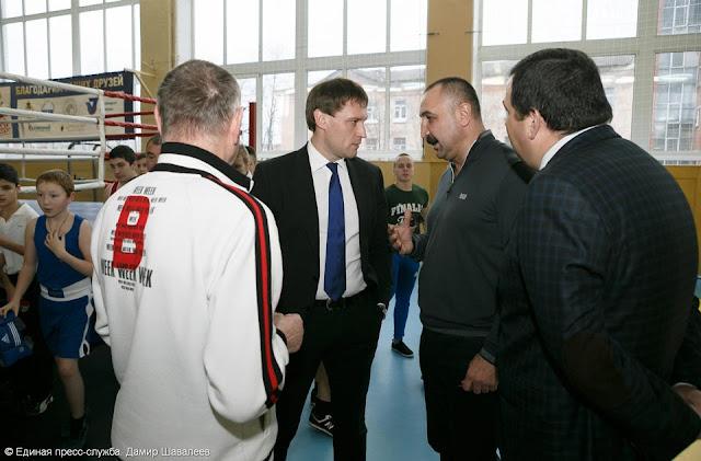 Александр Лебзяк в Сергиевом Посаде.