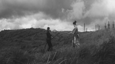 Harakiri, The Operatic Duel, Final Duel Scene, Directed by Masaki Kobayashi