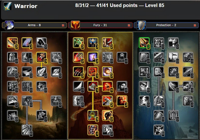 Cata Warrior Leveling Guide