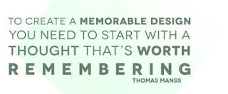 design art quotes pictures create memorable design