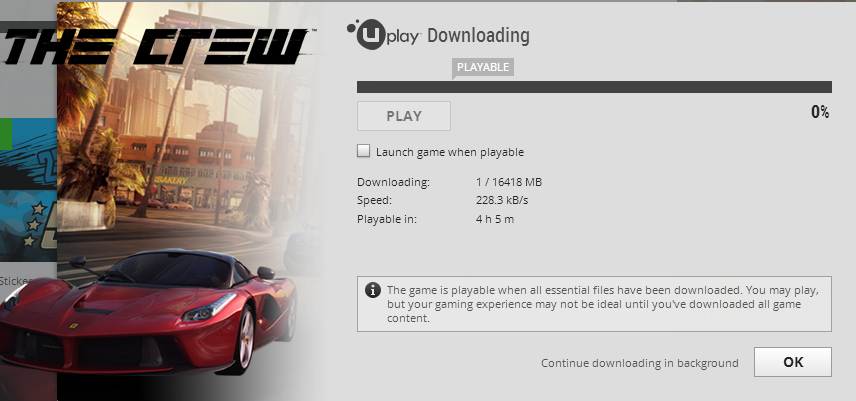 uplay august 2018 update uplay game loader download